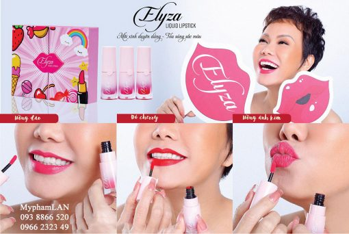Elyza son dánh cho teen Hương Thị